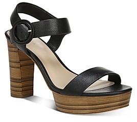 Via Spiga Women's Ira Strappy Platform High-Heel Sandals