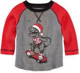 Arizona Boys Long Sleeve T-Shirt-Baby