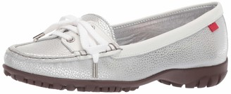 Marc Joseph New York Women's Golf Leather Made in Brazil Liberty Fashion Shoe Moccasin
