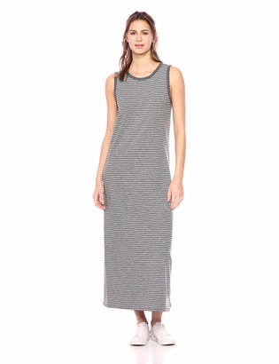 Amazon Brand - Daily Ritual Women's Lived-in Cotton Sleeveless Maxi Dress