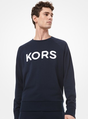 Michael Kors Terry KORS Cotton-Blend Sweatshirt