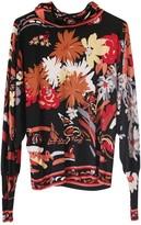 Leonard Black Silk Knitwear for Women Vintage