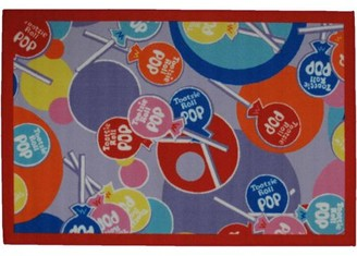 Fun Rugs Tootsie Roll Pop Kids Rugs