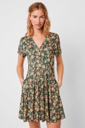 French Connenction Tahki Meadow Mini Dress