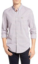 Lacoste Men's Multicolored Woven Shirt