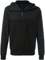 Prada zipped hooded jacket