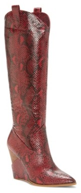 Jessica Simpson Harvie Wedge Boot