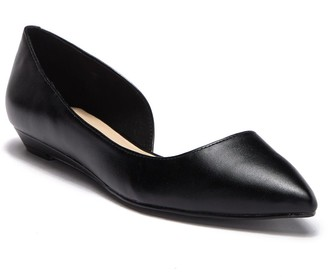 Nine West Saige d'Orsay Flat - Wide Width Available