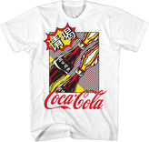 Novelty T-Shirts Coke Short-Sleeve T-Shirt