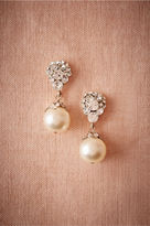 BHLDN Blushing Pearl Drop Earrings