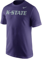 Nike Men's Kansas State Wildcats Wordmark T-Shirt