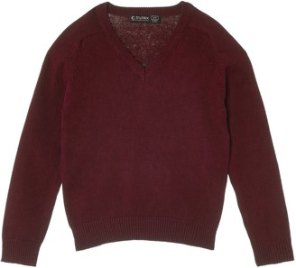 Trutex Girl's Cotton V Neck Jumper