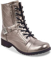 G by Guess Women's Brittain Combat Boot