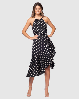 Pilgrim Magnus Midi Dress