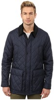 Cole Haan Quilted Nylon Barn Jacket