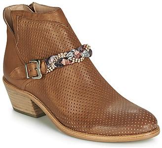 Muratti DENISETTE women's Mid Boots in Brown