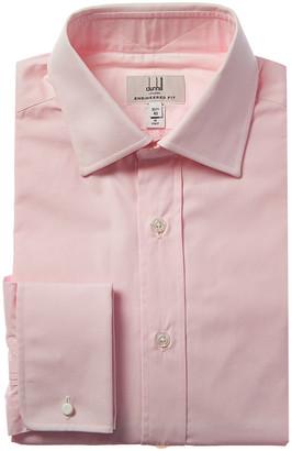 Dunhill Engineered Fit Dress Shirt