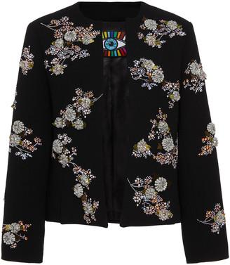 Libertine Twilight Garden Collarless Jacket
