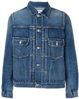 Visvim classic denim jacket - men - Cotton - 2