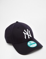 New Era 9forty Ny Adjustable Cap