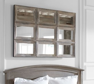 Pottery Barn Aiden Extra Large Wall Mirror