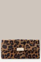 Leopard Print Clutch