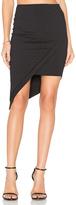 Donna Mizani Asymmetrical Skirt
