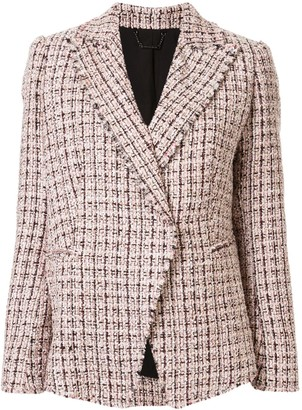 Elie Tahari Jezebel tweed jacket