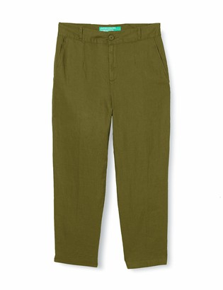 Benetton Women's Pantalone Pants