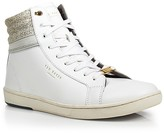 Ted Baker Kilma 2 Leather High Top Sneakers