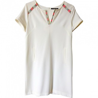 La Petite Francaise White Dress for Women