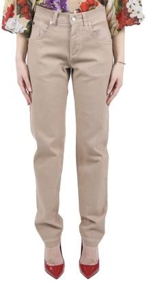 Dolce & Gabbana Beige Jeans