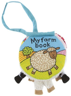 Jellycat My Farm Soft Book