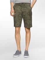 Calvin Klein Linen Lounge Shorts