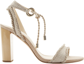 Alexandre Birman Olivia Rope Tie Sandals