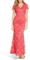 Ellen Tracy Women's Lace Gown