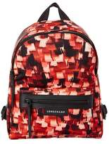 Longchamp Le Pliage Neo Vibration Small Nylon Backpack.