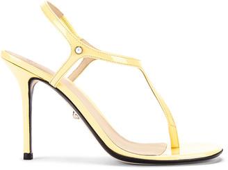 ALEVÌ Milano Roxy Sandal in Patent Sun | FWRD
