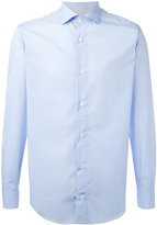 Eleventy long-sleeve shirt - men - Cotton - 42