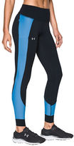 Under Armour Contrast Panel Skin-Fit Leggings