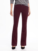 Old Navy Mid-Rise Rockstar Cord Bootcut Jeans for Women