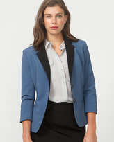 Le Château Double Weave Tailored Blazer