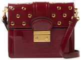 RED Valentino Leather Shoulder Bag