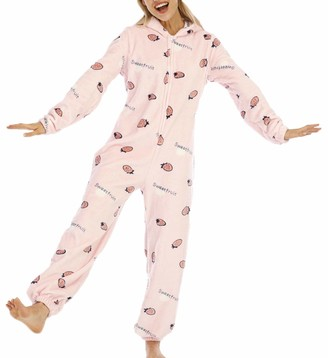U/K Family Fleece Pajamas Outfit