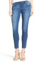 Wit & Wisdom Women's 'Ab-Solution' Stretch Ankle Skinny Jeans