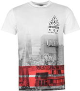 Fabric Nyc Graffiti T Shirt