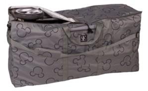 J L Childress Disney Baby Single Double Stroller Travel Bag, Mickey