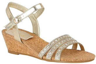 Lotus Shoes Marnie Open-Toe Wedge Sandals