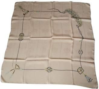 Cartier Pink Silk Silk handkerchief