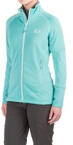 Mountain Hardwear Desna Grid Fleece Jacket - Polartec® Power Dry® (For Women)